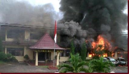 Alasan TNI dan Polri Rusuh Di OKU