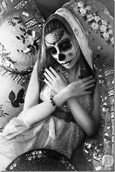 maquillaje de catrina todohalloween (5)
