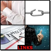 LINKS- 4 Pics 1 Word Answers 3 Letters