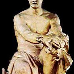 87 - Lisipo - Ares Ludovisi