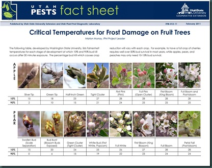 http://royaloakfarmorchard.com/pdf/Critical_Temperatures_Frost_Damage_Fruit_Trees_Utah.pdf