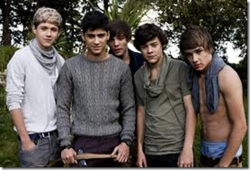 One Direction 2012 Photoshoot Fabulous