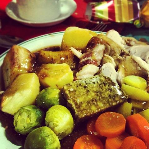 #342 - Christmas dinner