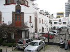 Interesting architecture in the Condesa neighborhood