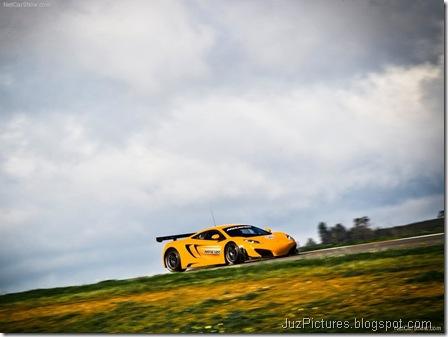 McLaren MP4-12C GT37
