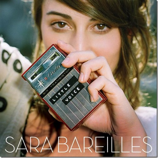 cover album little voice of Sara Bareilles