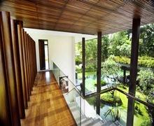 casas-de -madera-cubiertas-de-madera-arquitectura