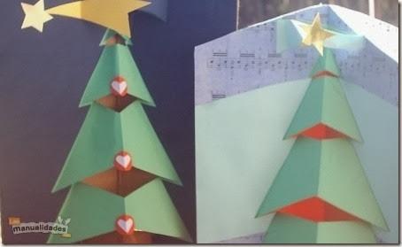 manualida arbol navidad  (1)