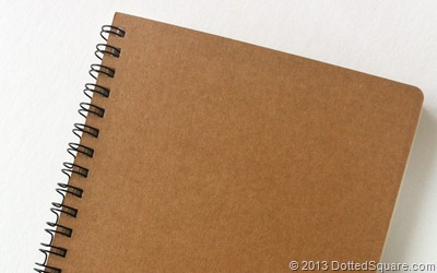 DottedSquare.com Journals and Sketchbooks: DIY book cover ...