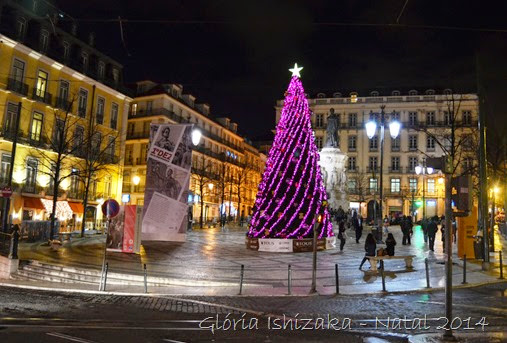 Glória Ishizaka - Natal 2014 - Lisboa 19