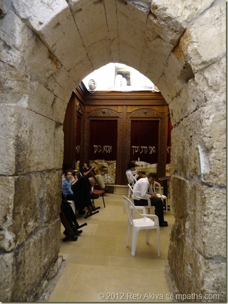 2011-01-21 Kotel - Tatti Devorah 002