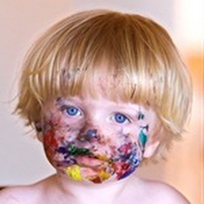 SarynPaint: The Cutest Paint Program for Young Kids
