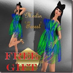 Merlin free gift