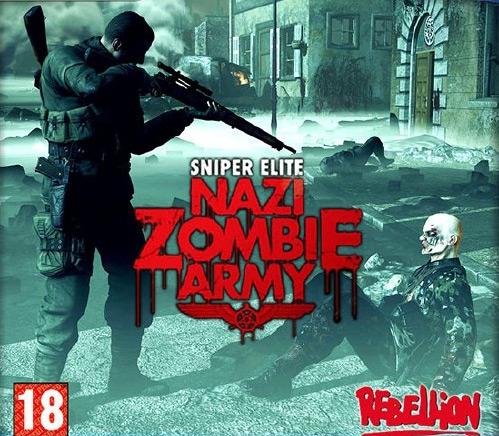 Sniper Elite Nazi Zombie Army Full