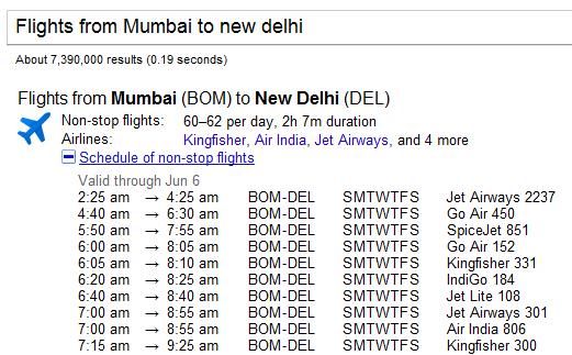 flight-schedule