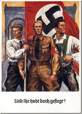 three nazis