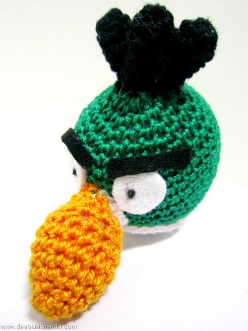 crochê angry birds desbaratinando (3)