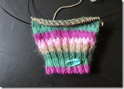 Vanilla Bean Sock 2