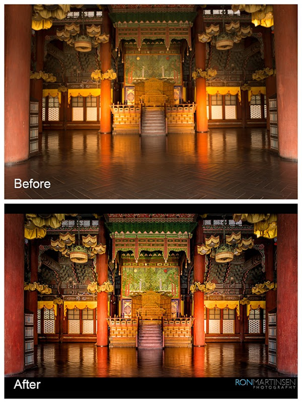 Throne Hall of Gyeongbokgung Palace