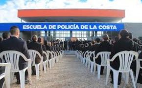 Se abre la inscripción para ingresar a la Escuela de Policía La Costa