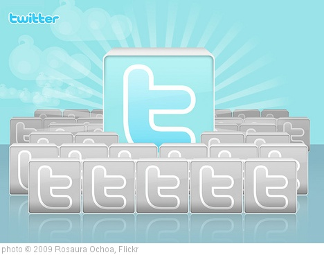 'Twitter Profile' photo (c) 2009, Rosaura Ochoa - license: http://creativecommons.org/licenses/by/2.0/