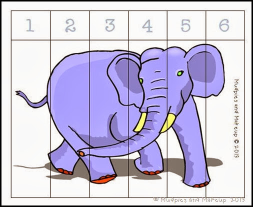 Elephant Printables 5