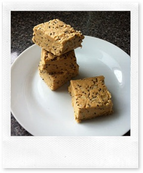 No Bake Protein Bars_chia