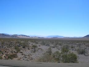 040 - Desierto entre California y Nevada.JPG