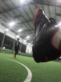 Futsal, Olahraga, Obesitas
