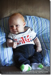 July 29, 2011-Kyton 2 month - pic a day-2