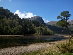 Parque Nacional Villarrica, Chile.