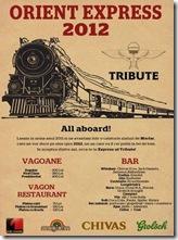 revelion 2012-orient express