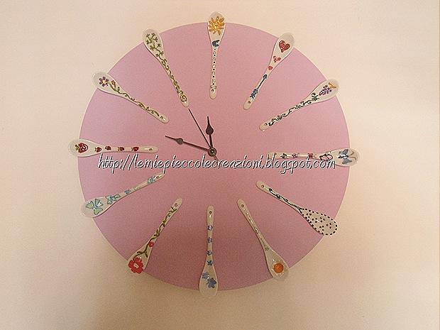 orologio cucchiaini