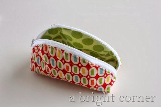 Cute Dumpling pouch