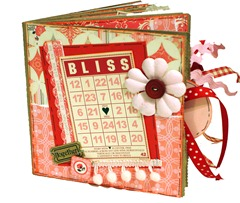 Bliss Scrapbook 1