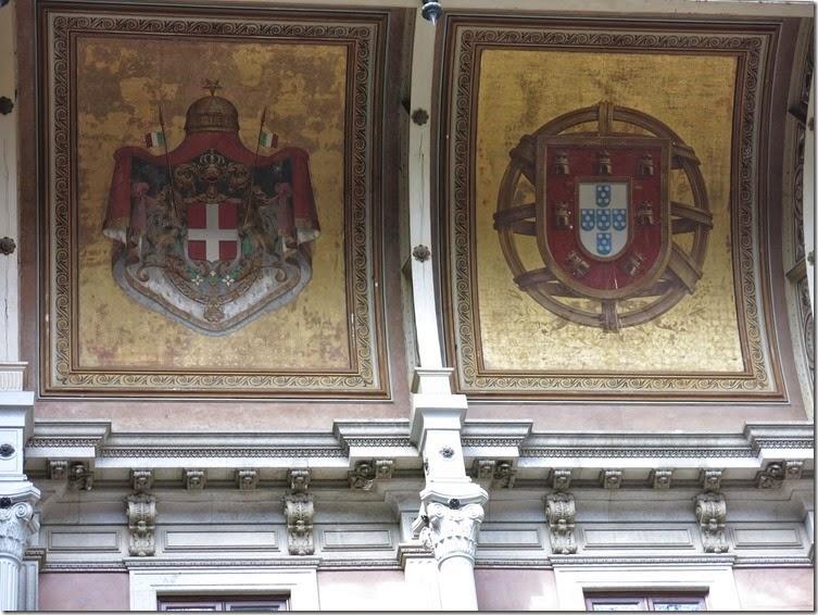 Palácio da Bolsa - Pátio das Nações II