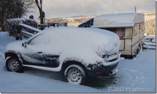 Dacia Duster in de Eifel 02