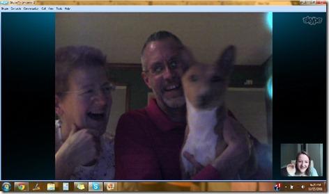 Skype Parents