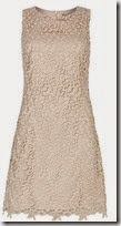 Eliza J Sleeveless Lace Shift