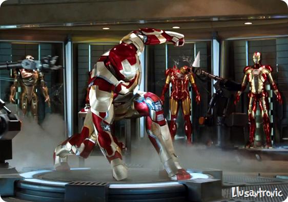 Mira el primer Teaser de Iron Man 3