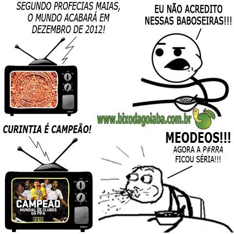 Corinthians campão do mundo - Mundial Interclubes FIFA