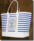 Ralph Lauren Denim and Supply striped anchor tote