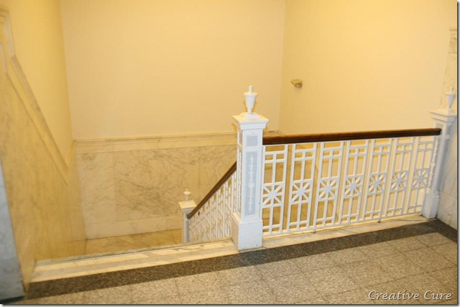 Marble stairs 2