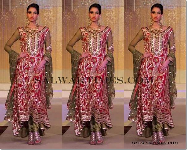 Honey_Waqar_Collection_Bridal_Asia