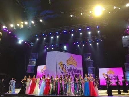 Bb. Pilipinas 2015 Top 15 (benxalves)