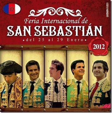 Abono san sebastian 2012