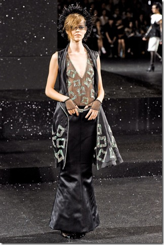 Chanel Fall 2011 Dress (nay) 3
