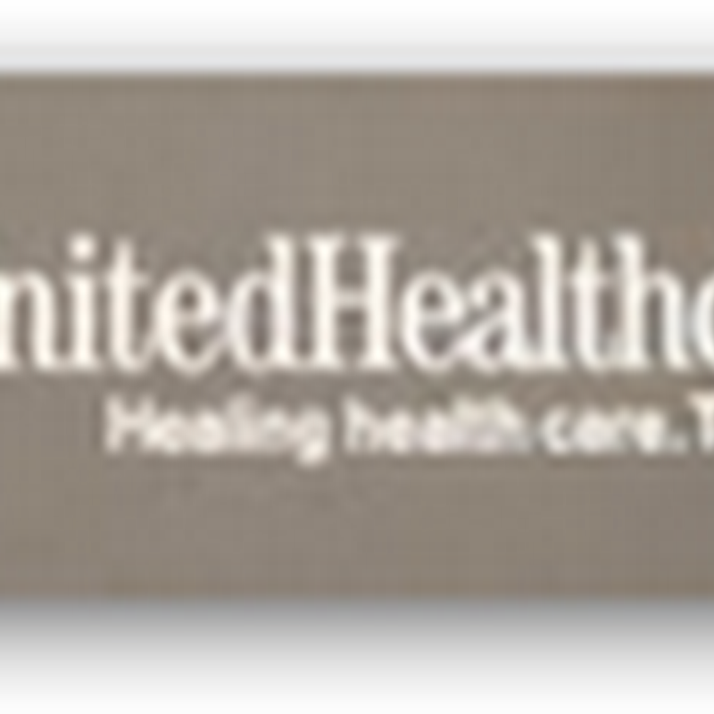 United HealthCare States They Won't Alter Plans They Offer If Healthcare Law Falls–Why Would They– As It Costs A Money to Re-Develop Business Plan Algorithms If Large Profit Gains Are Not Really on the Horizon