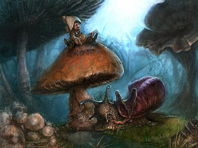 mushroom-bard