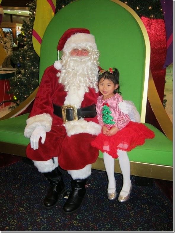 Santa 2012 3yo